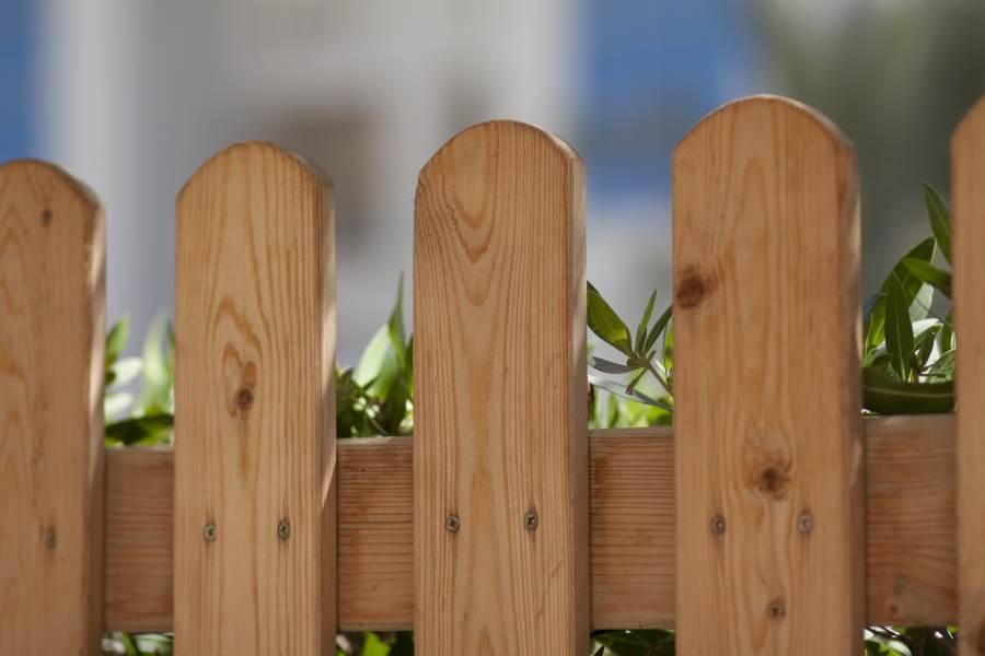 houten hekwerk prijzen