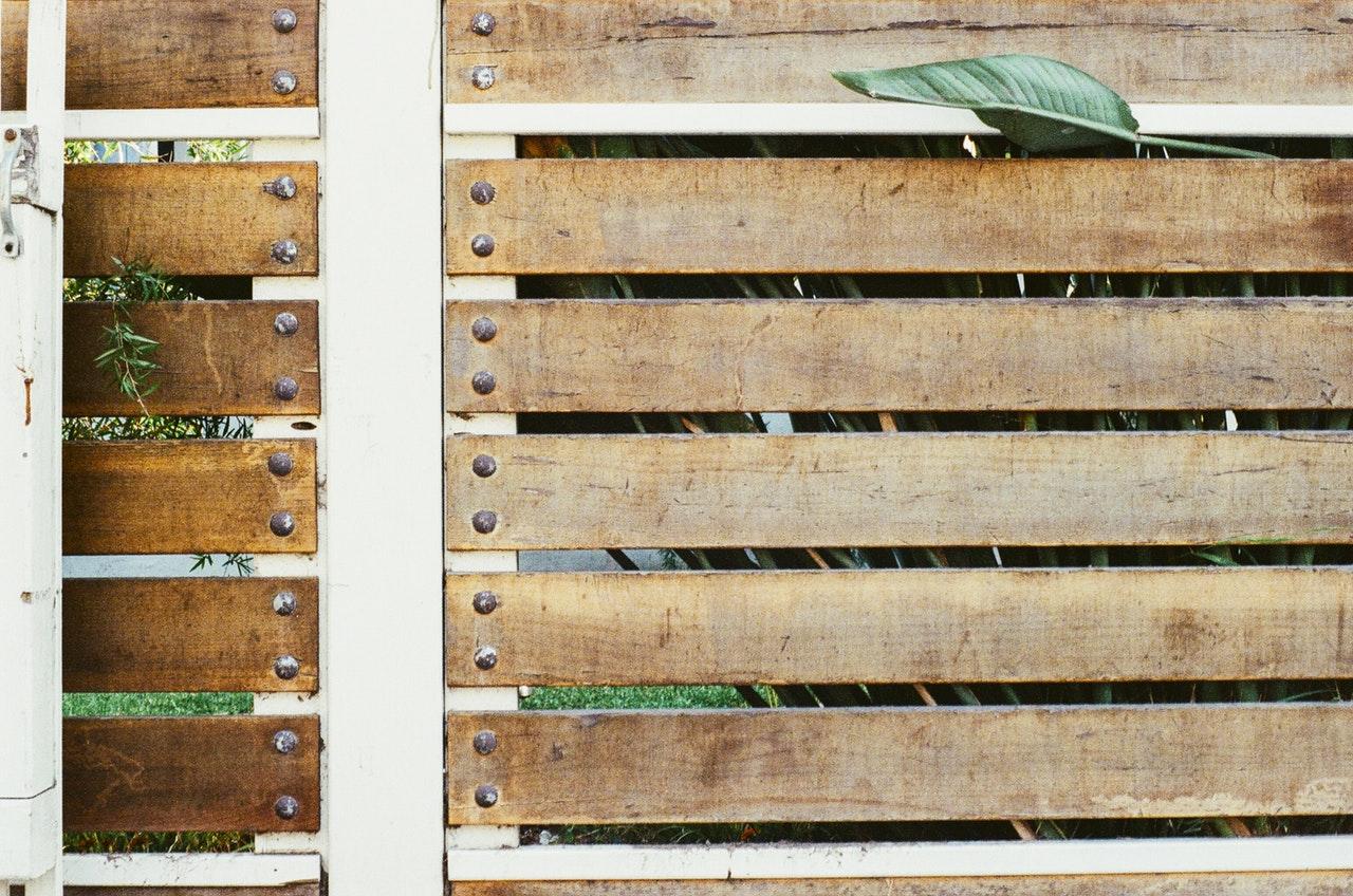 houten schutting prijzen