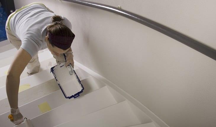 Stucwerk Badkamer Drogen : Stucwerk schilderen prijzenoverzicht handige tips homedeal