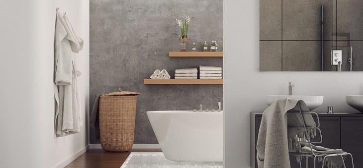 stucwerk in je badkamer