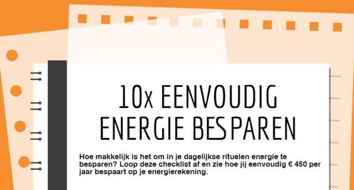 10 eenvoudig energie besparen header