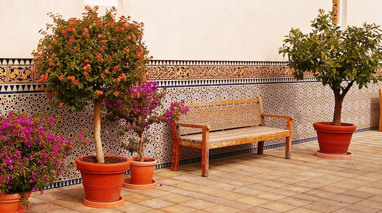 Mediterraanse tuinstijl