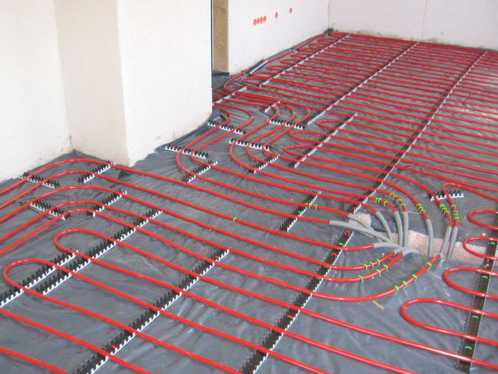 Vloerverwarming woonkamer kosten - [Prijzenoverzicht] | Homedeal