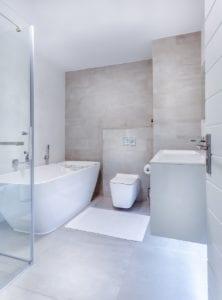 vloerverwarming badkamer
