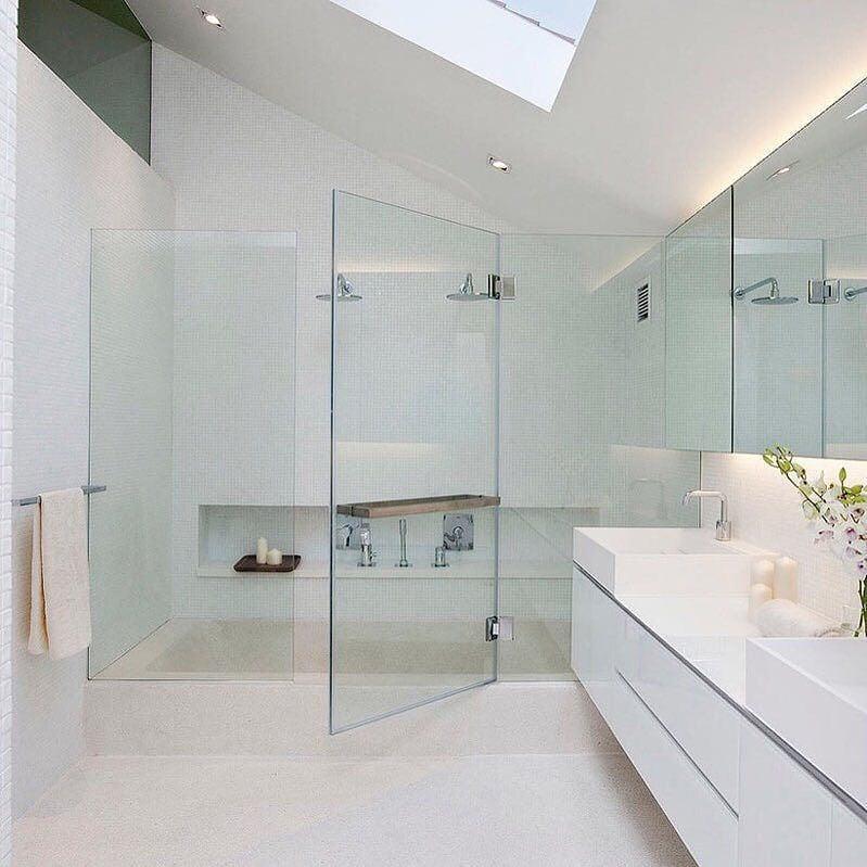 badkamertrends glas
