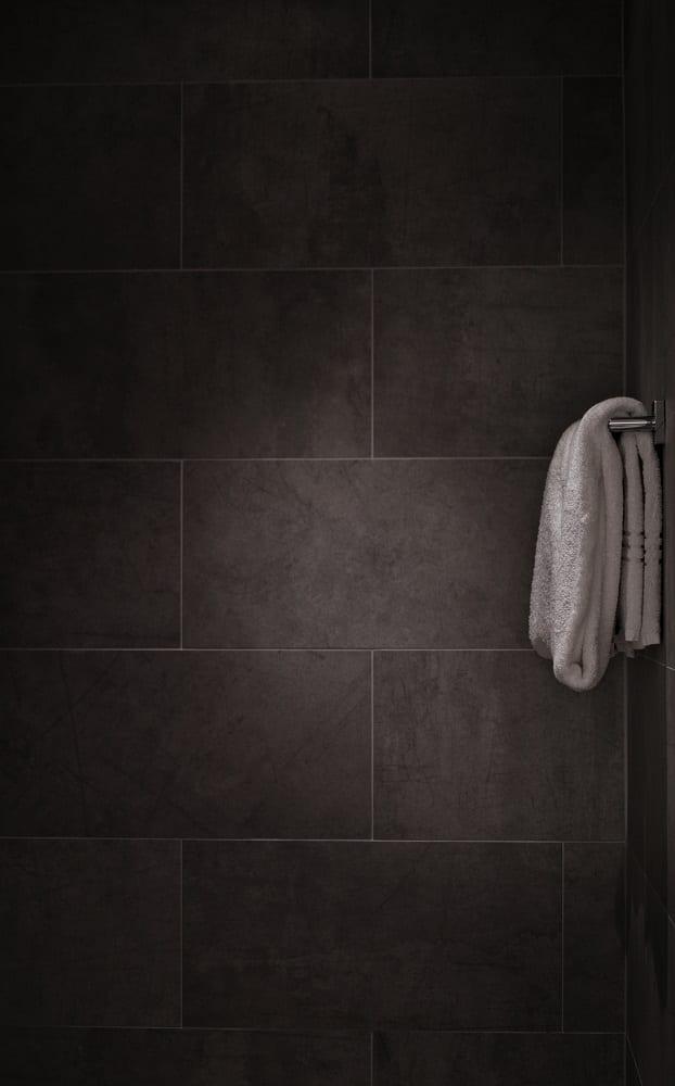 Badkamer trends zwart