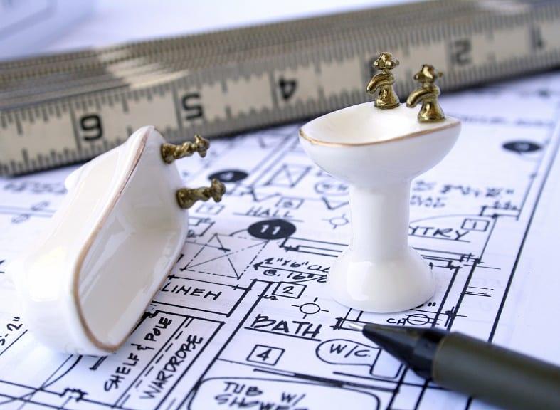 badkamer ontwerpen kosten