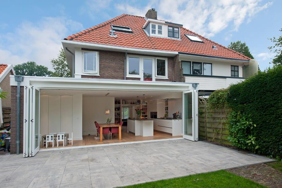 Verhuizen of toch een moderne aanbouw homedeal nl - Uitbreiding huis glas ...