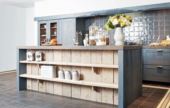 Beton Keuken Stoere : Sittard stoere witte keuken betoncomposiet fornuis geweldige