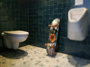 Badkamer Zellige tegels