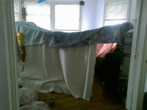 Tent dekens