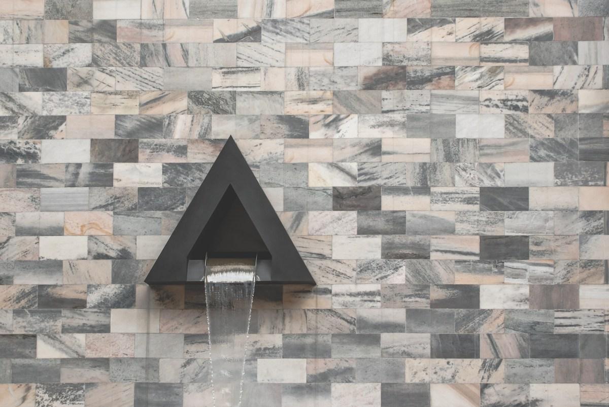 Badkamertrends splijtsteen