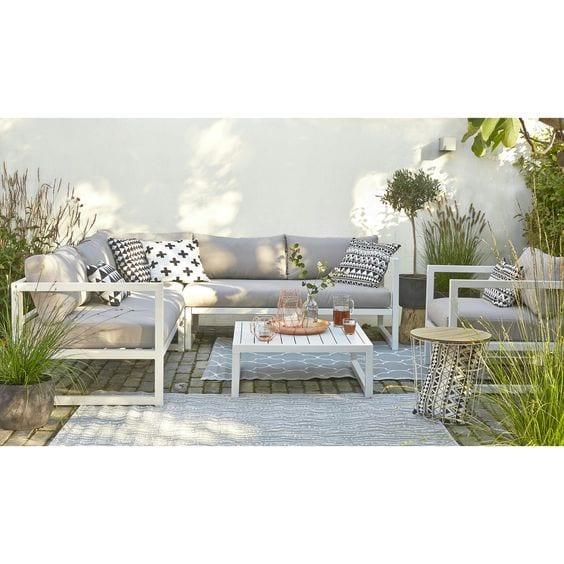 De prachtigste loungesets voor in de tuin homedeal - Loungeset balkon ...