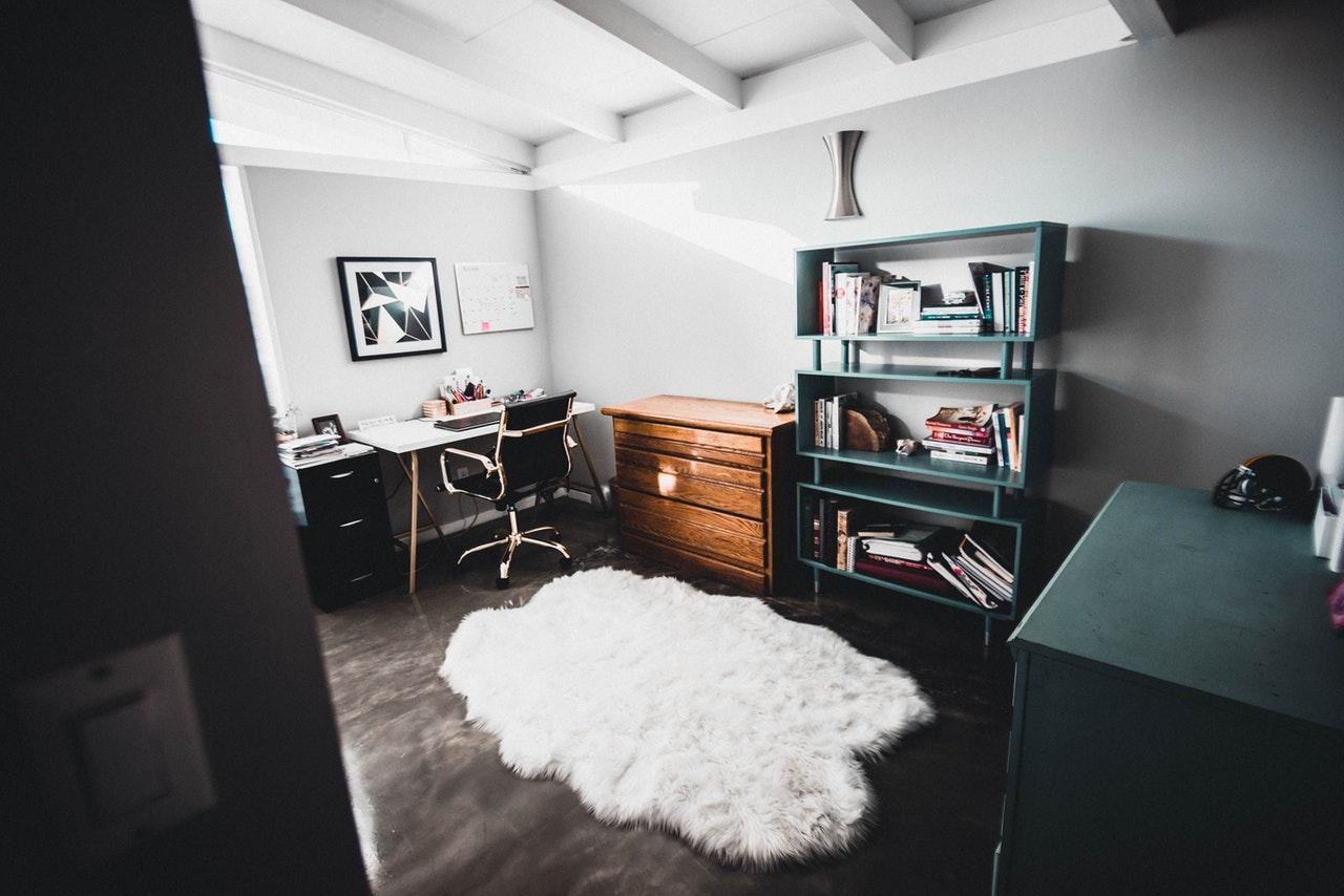werkplek thuis
