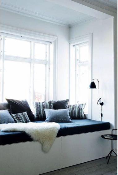 een zitplek of bijvoorbeeld extra opbergruimte? inspiratie voor, Meubels Ideeën
