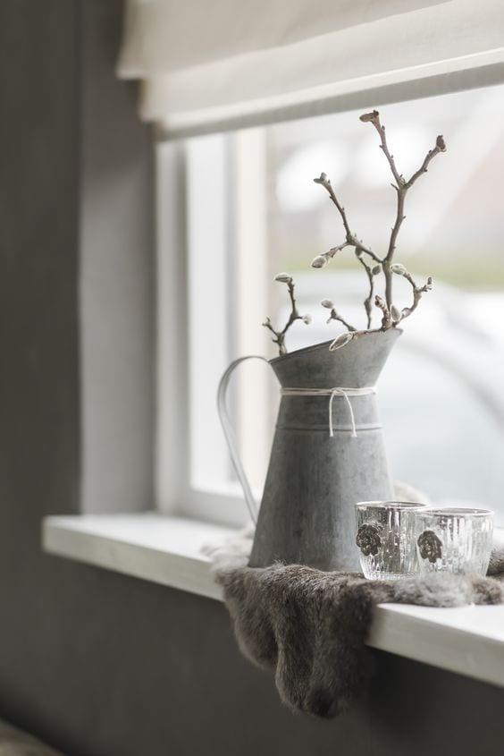 Vensterbank decoratie rust homedeal nl for Decoratie vensterbank woonkamer