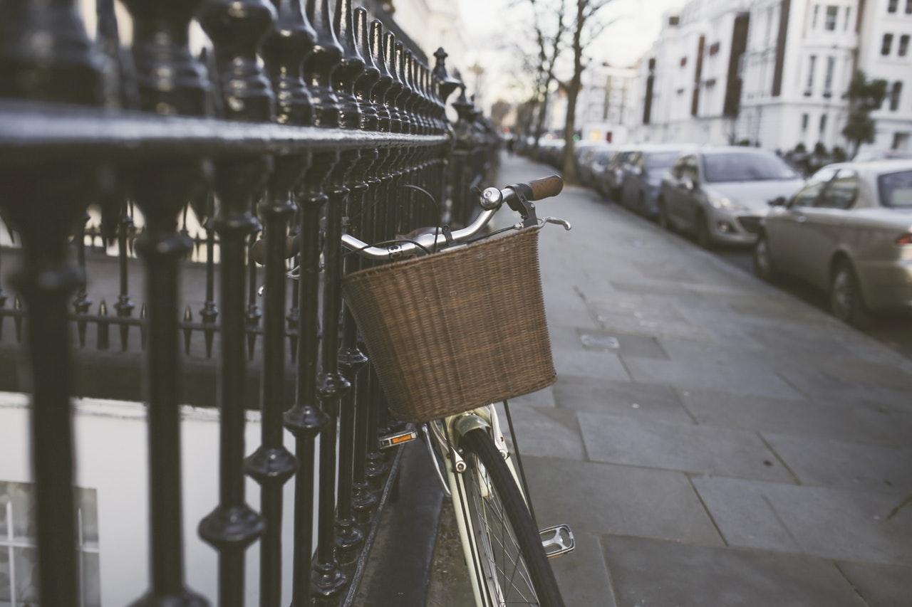 metalen hekwerk prijs fiets