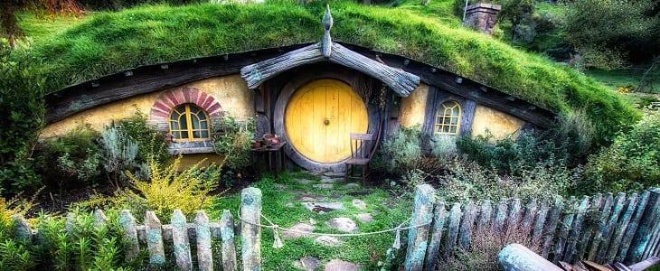 Wonen in je eigen hobbit huis doe je zo homedeal for Eigen huis en tuin huis te koop