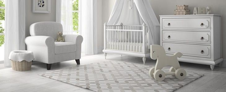 De babykamer inrichten homedeal nl for Babykamer inrichten