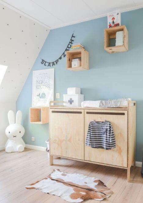 de babykamer inrichten | homedeal nl, Deco ideeën