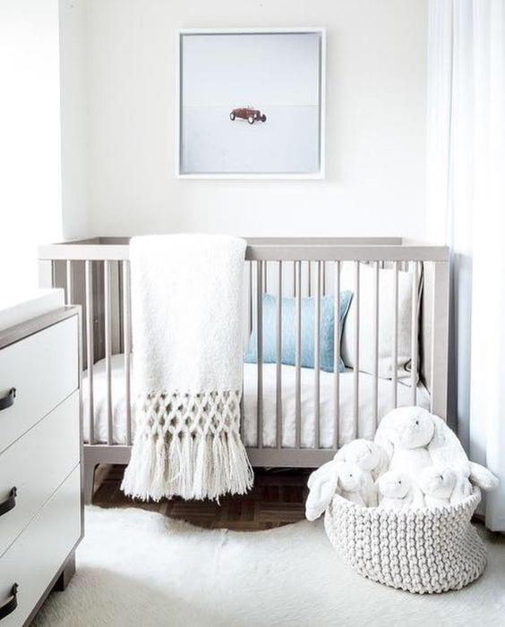 de babykamer inrichten   homedeal nl, Deco ideeën
