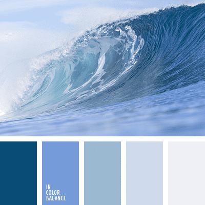 zuiden blauw