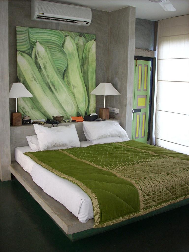 airco stinkt slaapkamer