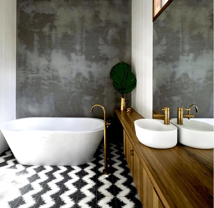 Maak je badkamer klaar voor 2018 - De trends   HomeDeal