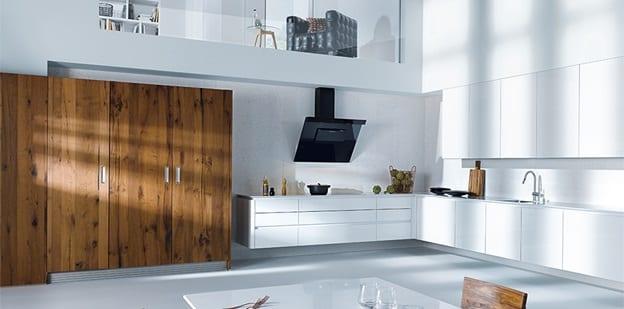 Keukentrends zwevende keukenkast groot