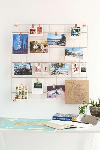 Muurdecoratie fotocollectie-frame