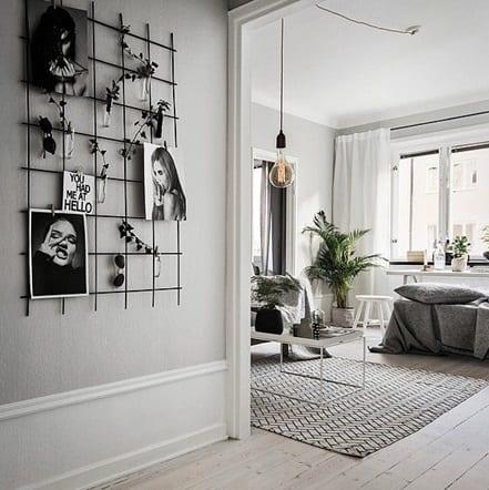 Muurdecoratie fotocollectie frame