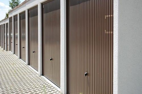 Garages kanteldeur