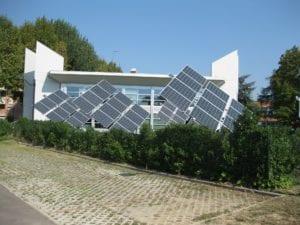 Zonnepanelen oplossingen