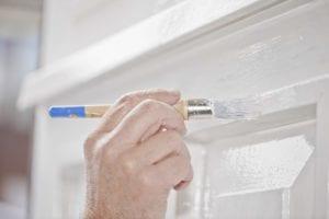 Huisschilder deuren schilderen
