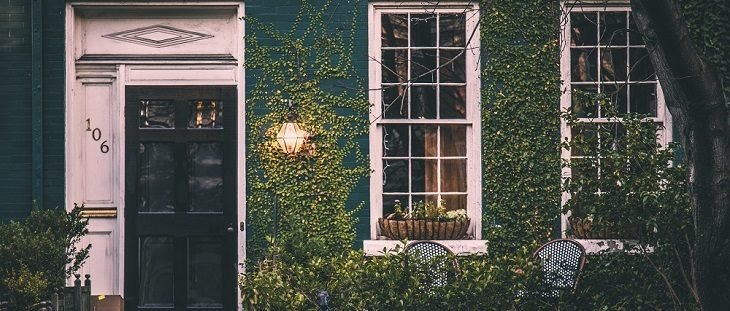 verven woning buitenkant