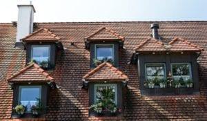 Meerdere dakkapellen