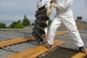 Zelf asbest verwijderen