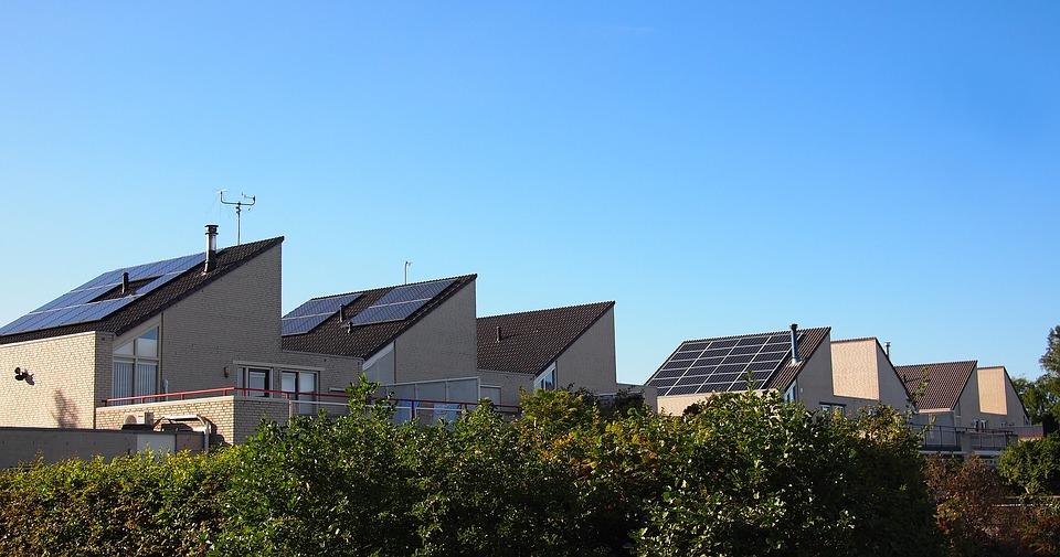 Dunnefilm zonnepanelen