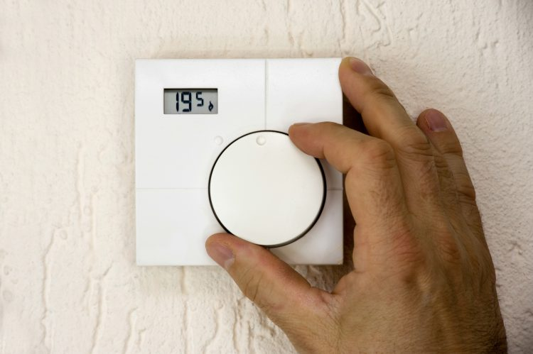 Thermostaat goedkope cv-ketel