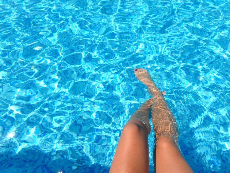 Inbouw zwembad plaatsen