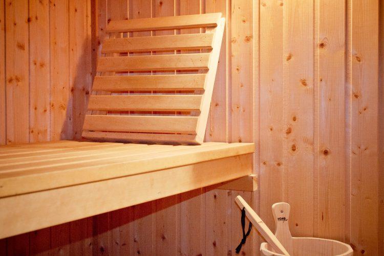 Sauna in huis